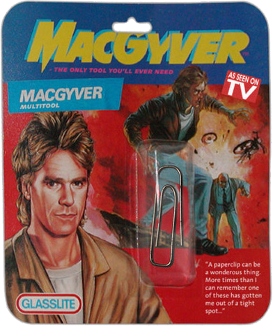 MacGyver Multitool