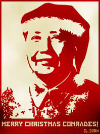 Merry Christmas Comrades